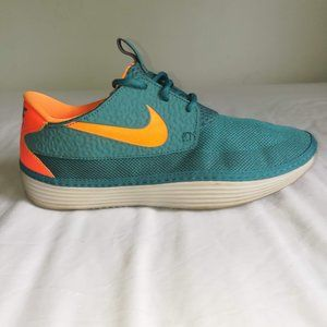 Nike Solarsoft Moccasin Running Shoes Mia Dolphins